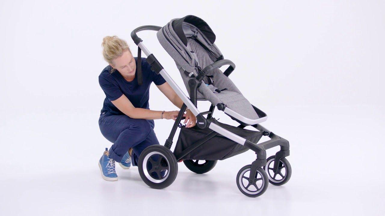 10++ Thule sleek stroller accessories info