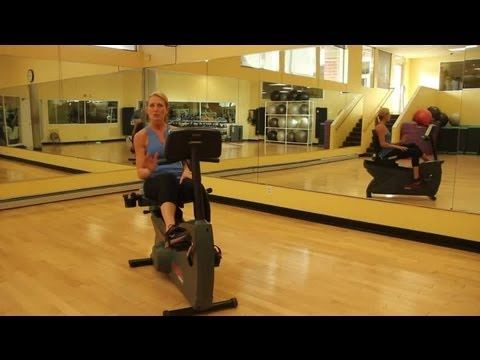 What Muscles Does A Recumbent Bike Work Indoor Cycling