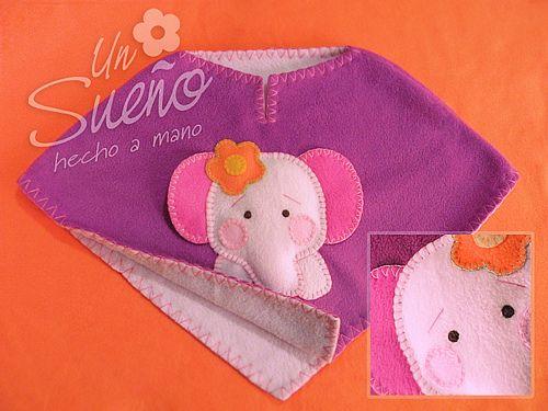 poncho niña pequeño | por Hecho a mano - Peru