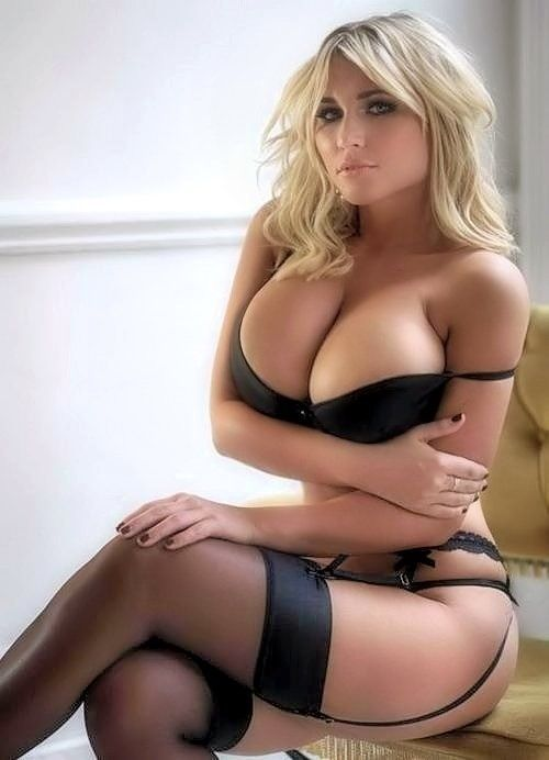 best blonde boobs
