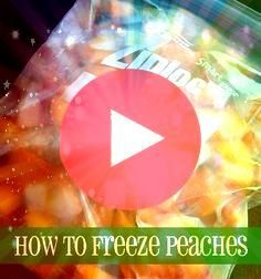 later How to Freeze Peaches I like to freeze fruit Its so easy  Pin it for later How to Freeze Peaches I like to freeze fruit Its so easy  it for later How to Freeze Peac...