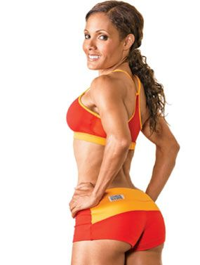 10 Glute exercises by Kim Oddo and Cheryl Brown