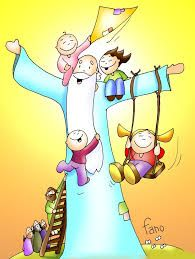 Resultado de imagen para jesus y los niños