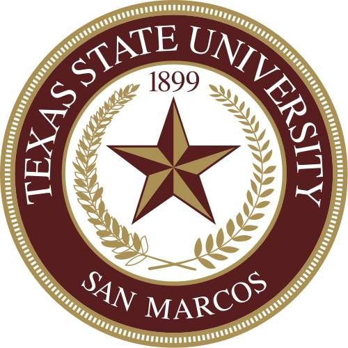 d114fc46497 Texas State University at San Marcos seal