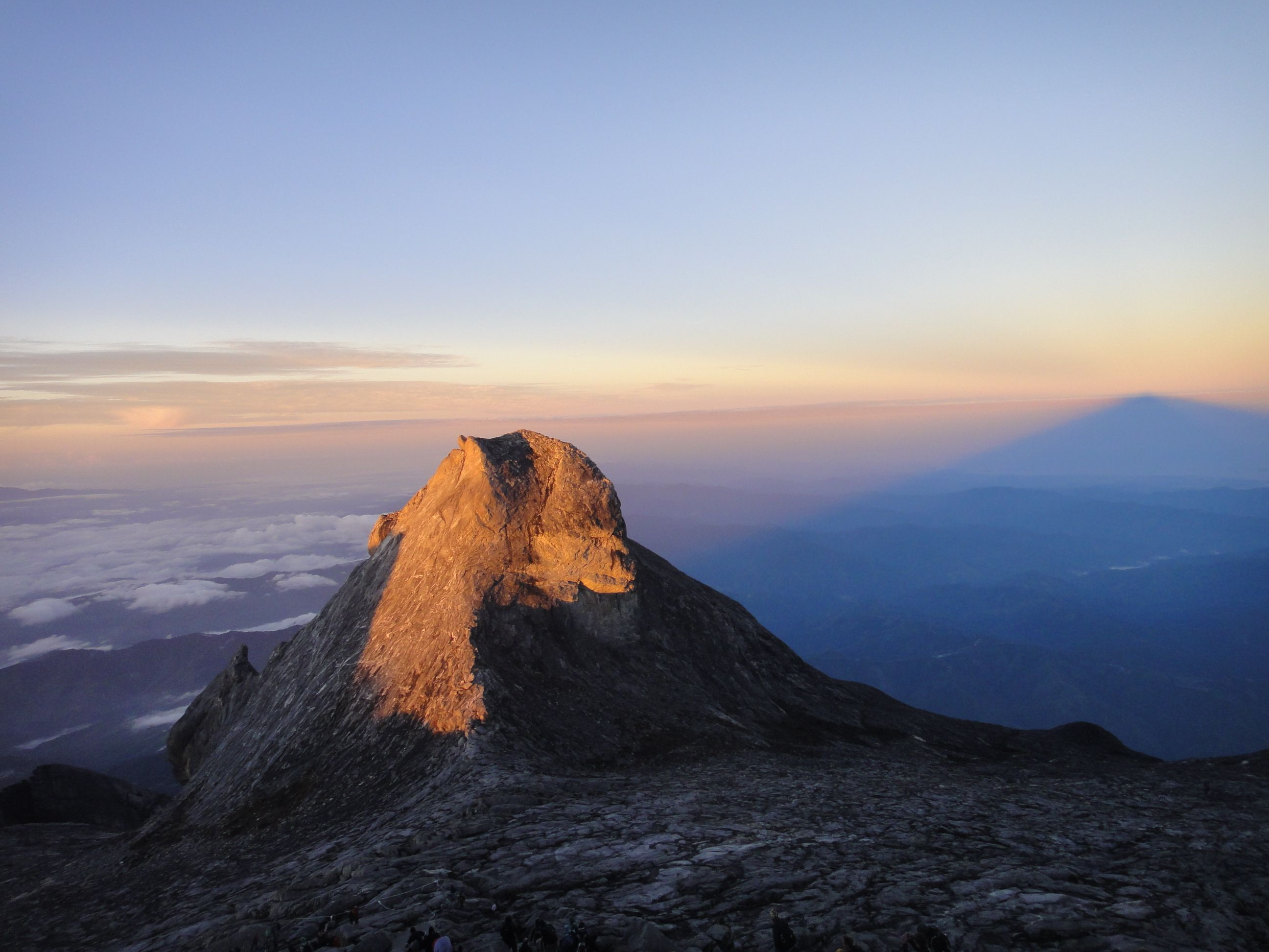 The mountain of ancients   National parks, Mount kinabalu