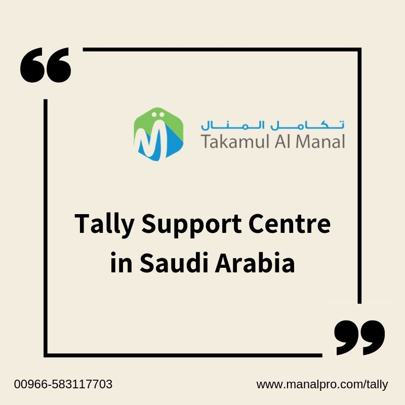 Tallysupport Supportcentre Saudiarabia Tallyproducts