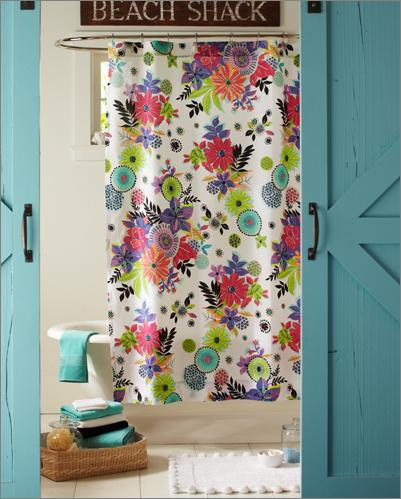 Key Interiors By Shinay Teen Girls Bathroom Ideas Hey Homie - Girl bathroom shower curtain for small bathroom ideas
