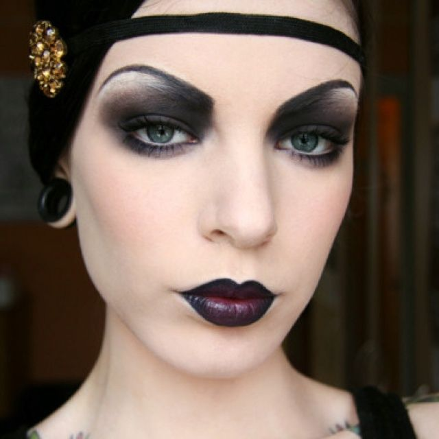 20u0026#39;s Gangster Woman Makeup - Google Search | 50 Bullets ...
