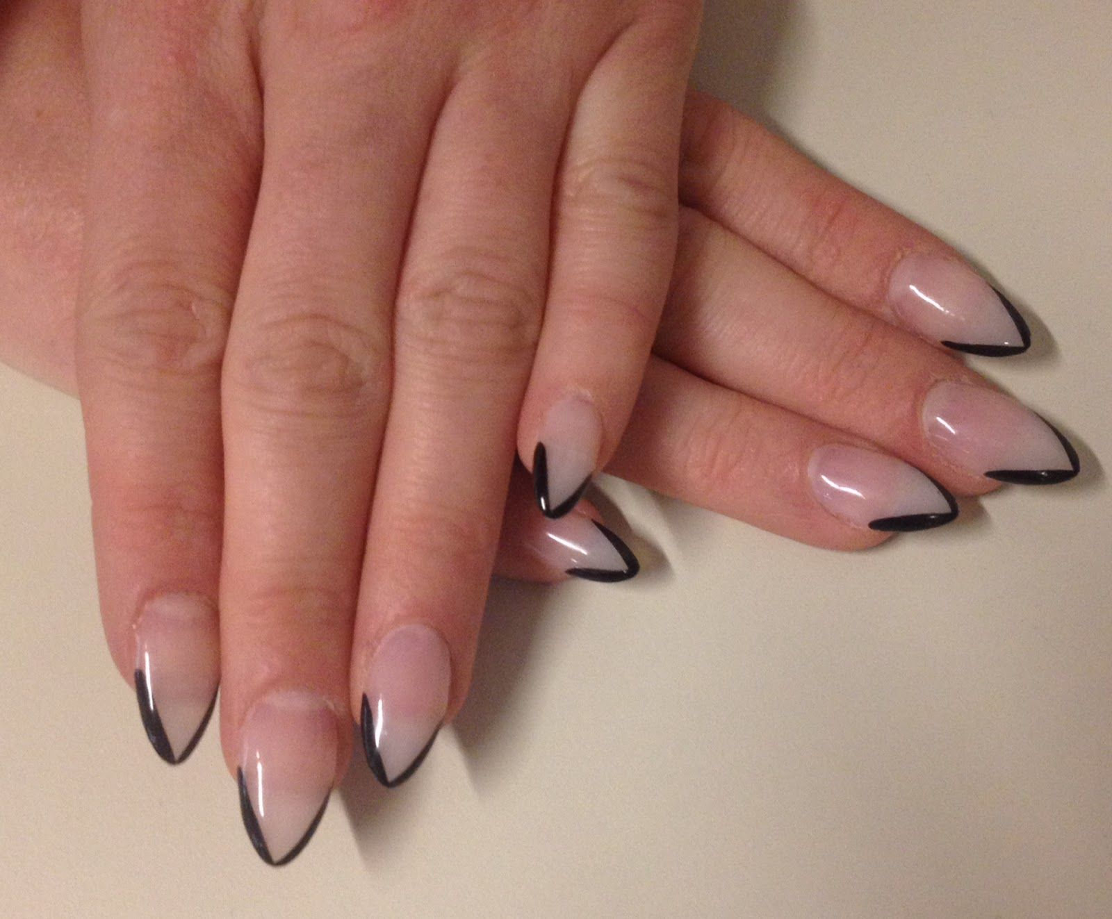 pictures of french manicure nail | Manicure | Pinterest