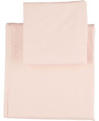 Stonewashed sengesæt peach melba fra Magasin – Køb online på Magasin.dk - Magasin Onlineshop - Køb dine varer og gaver online