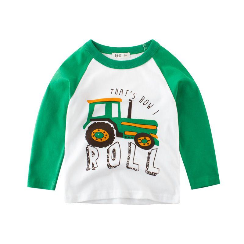 58$ #Boy\u0027s long sleeve cotton t-shirt Children\u0027s Clothing