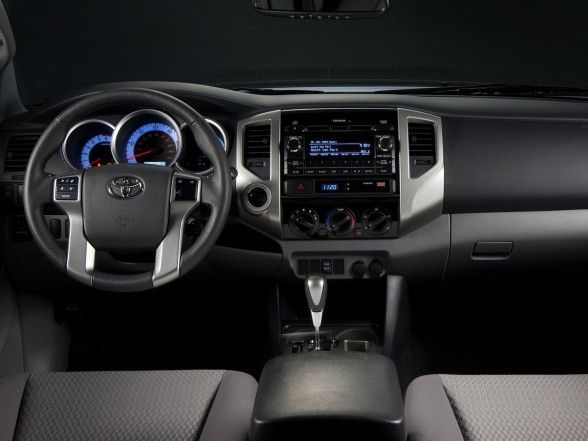 Superior 2015 Toyota Tacoma Dashboard Photo Gallery