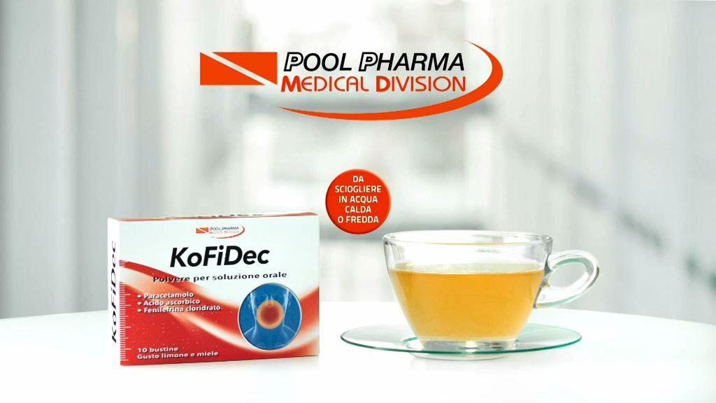 Spot Pool Pharma Kofidec