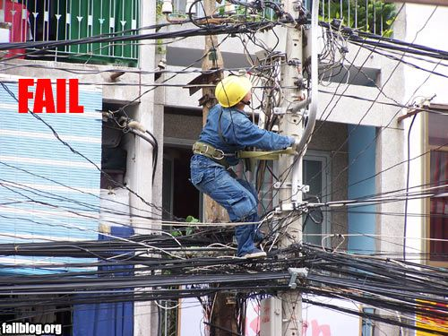 electrical safety fail