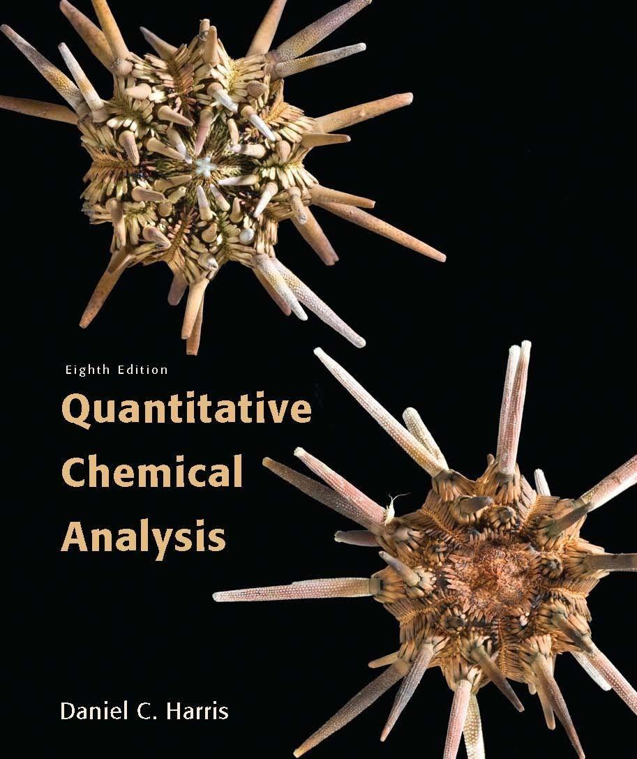 IM Selling Ebook  Quantitative Chemical Analysis By Daniel C