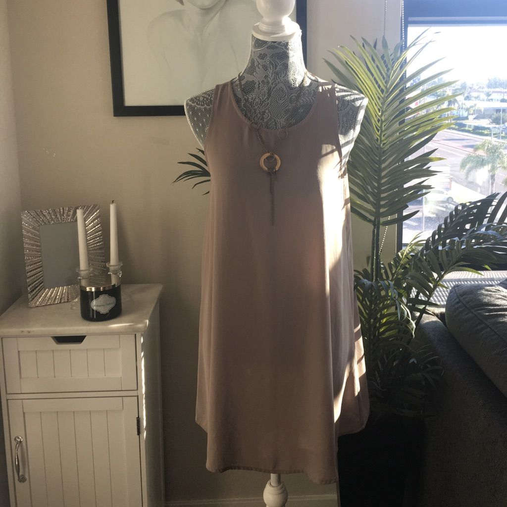 Chic Dress Or Long Shirt