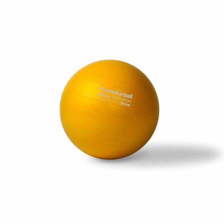 Resist-A-Ball Stability Ball, 45 cm, Yellow