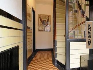 Art Deco Tegels : Tegels anno  herenhuizen met hoge plafonds ornamenten