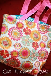 Simple Tote Bags for Kids