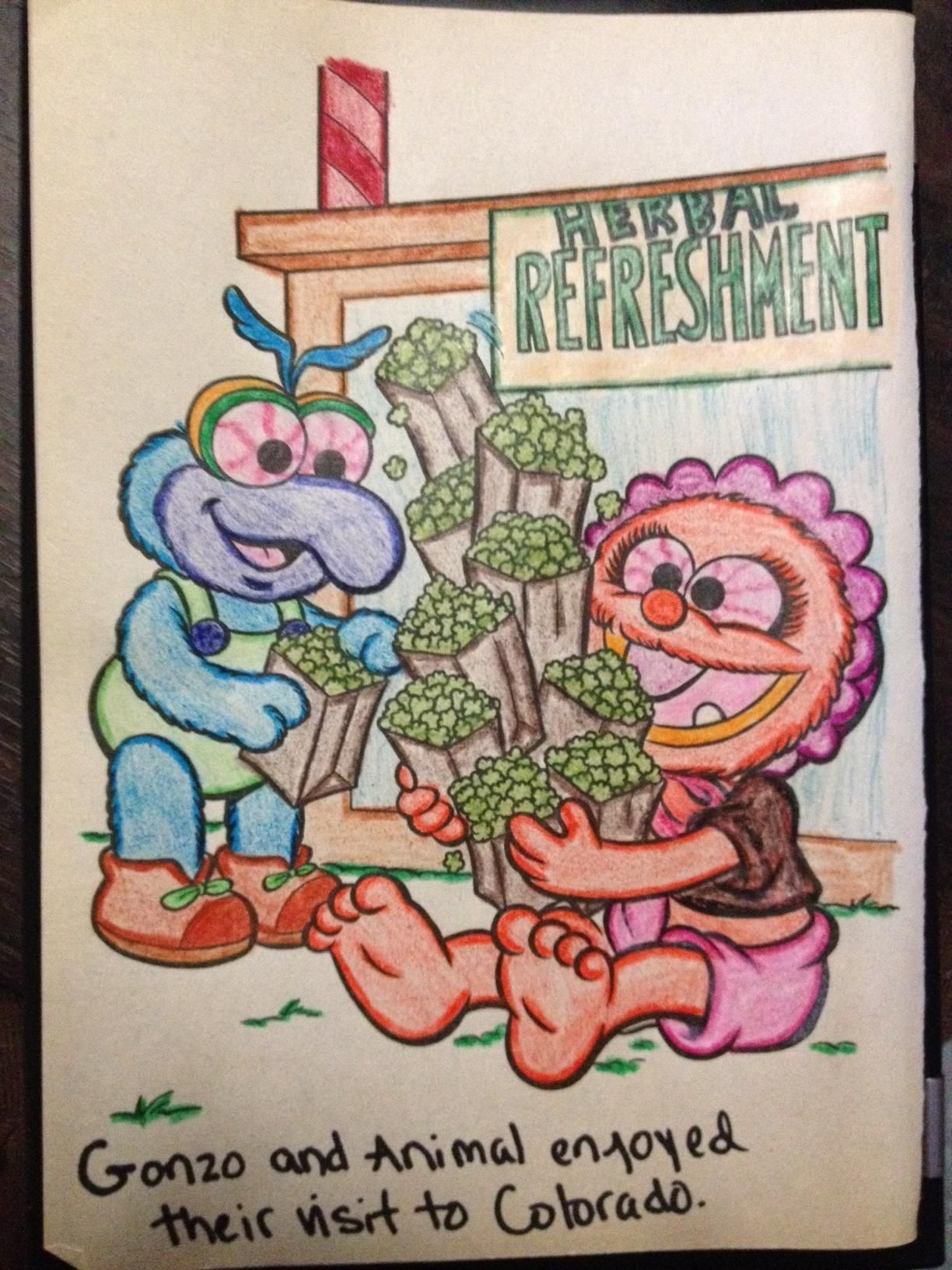 15 NSFW Coloring Book Corruptions To Ruin Your Childhood Fun