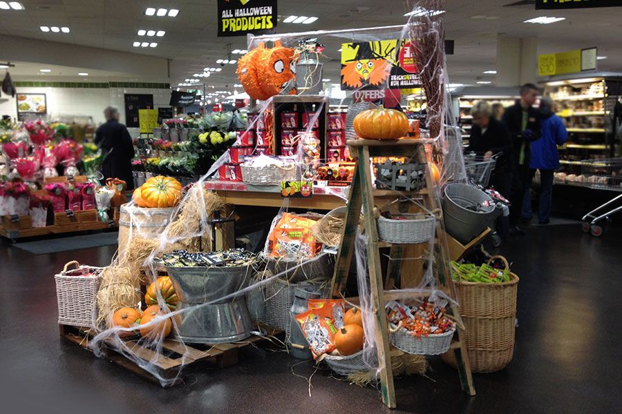 halloween food marks and spencer