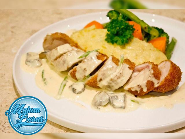 Resep Chicken Cordon Bleu Makanan Dan Minuman Makanan
