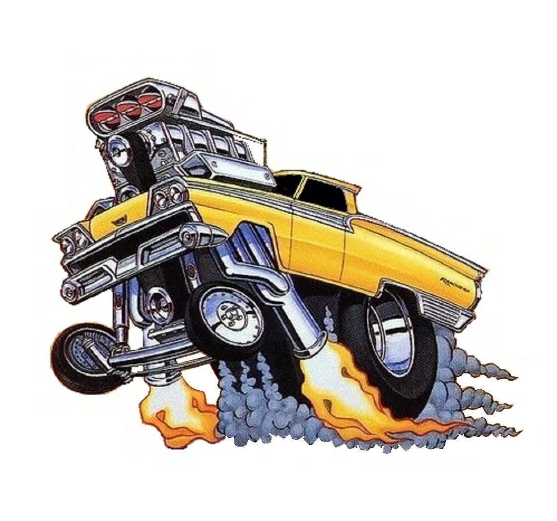 59 Ford Ranchero. | Hot Rod Art 5 | Pinterest