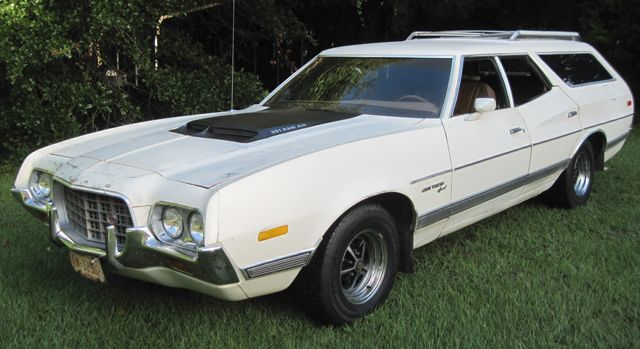Find New And Used 1972 Ford Torino Cars And Parts Accessories At