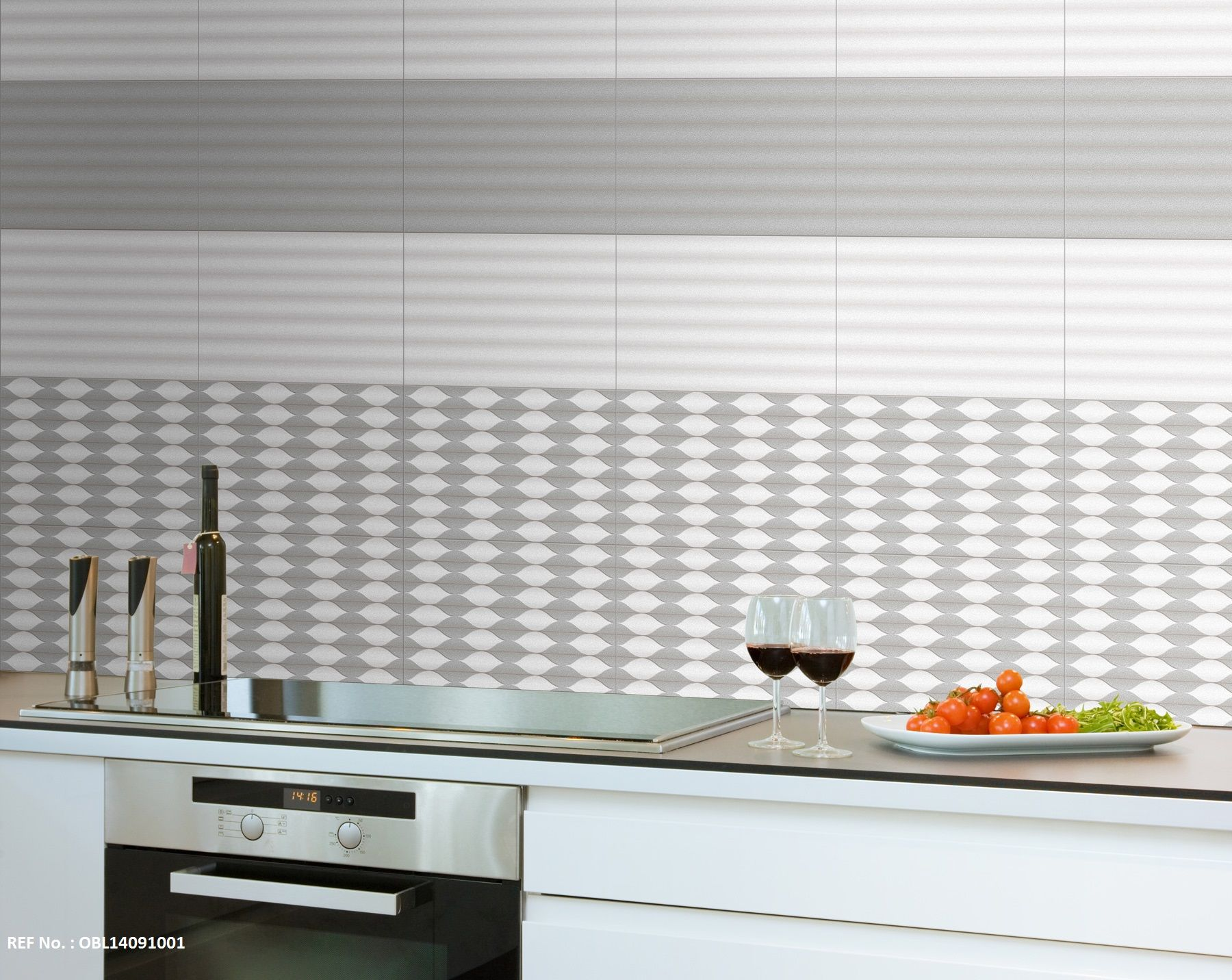 For Kitchen Tiles