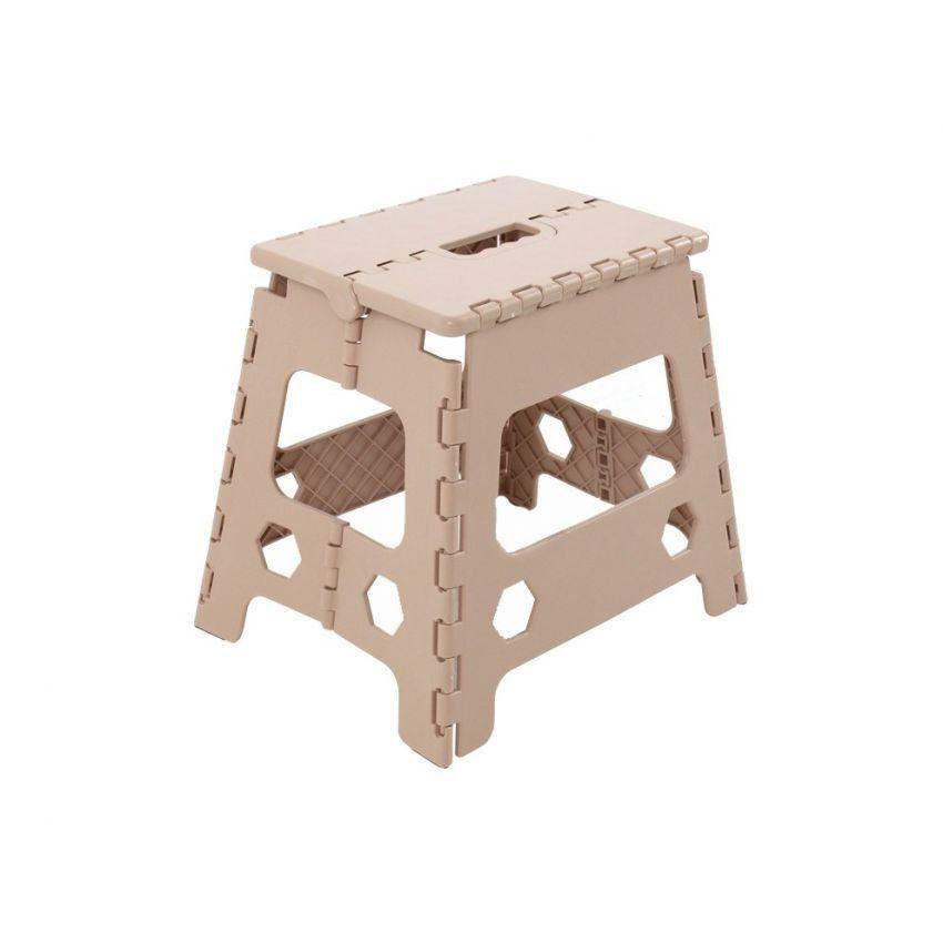 เก้าอี้อเนกประสงค์ Apex รุ่น SL-D320-3 - Brown เก้าอี้อเนกประสงค์ รุ่น SL-D320-3 - Brown ที่มีขนาดพกพา สามารถพับได้ พับเก็บเป็นหูหิ้วได้ ผลิตจากพลาสติก PP เกรดเอ แข็งแรงพิเศษ รับน้ำหนักได้ถึง 150 กก. ราคา 340บาท