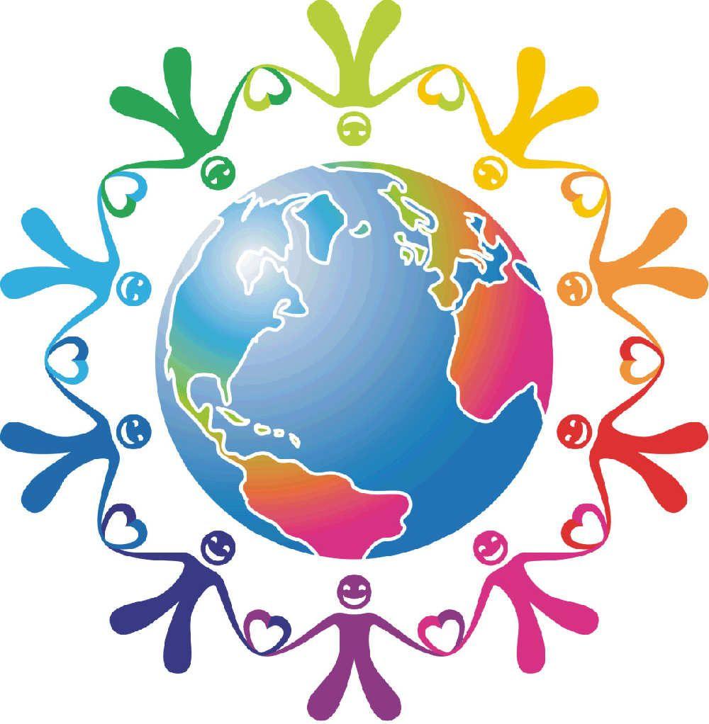 PLANETA Mundo, Planisferio ILUSTRACIONES EN PNG   Planeta verde ...