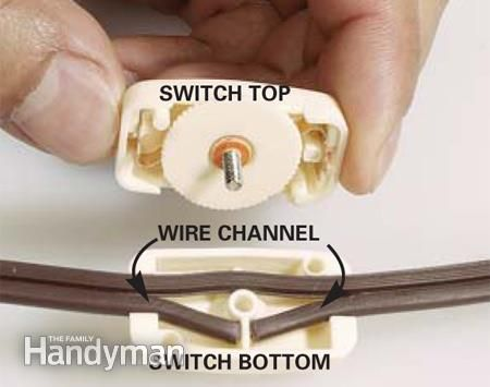 How to install an in line cord switch cord living rooms and how to install an in line cord switch keyboard keysfo Image collections