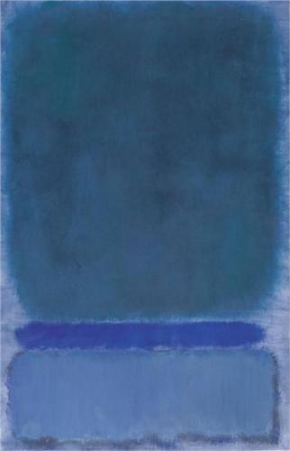 """Résultat de recherche d'images pour """"rothko bleu"""""""