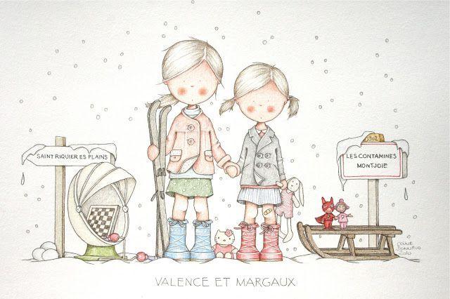 32 dessin illustration Celine Bonnaud – vol 7425   Image & Revue mode