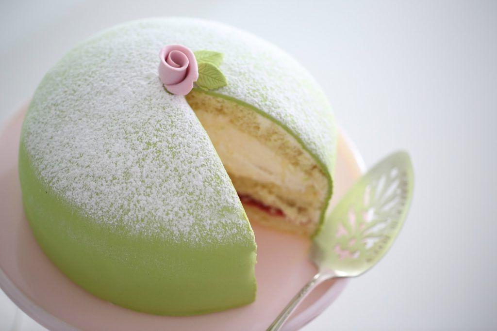 A Classic Swedish Princess Cake Klassisk Prinsesstarta Passion For Baking Get Inspired Swedish Princess Cake Princess Cake Entertaining Desserts