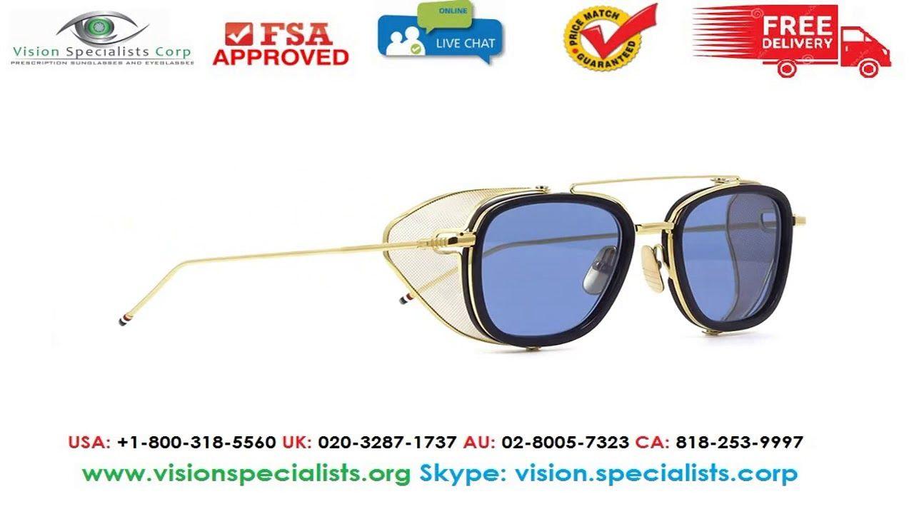 cd2ed842747f Thom Browne TB 808 C Sunglasses