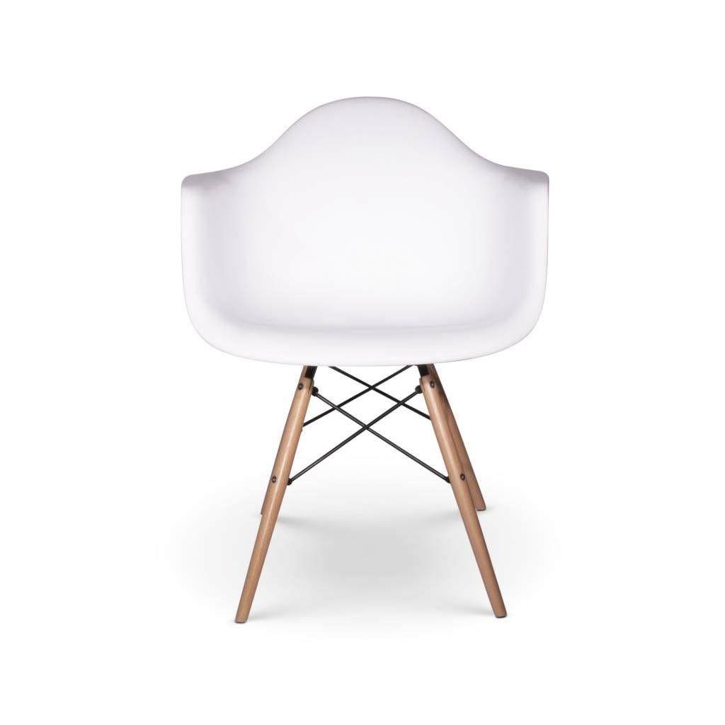WitInterior Design Eames Eetkamerstoelen Plastic Style Daw PkuTZOiX