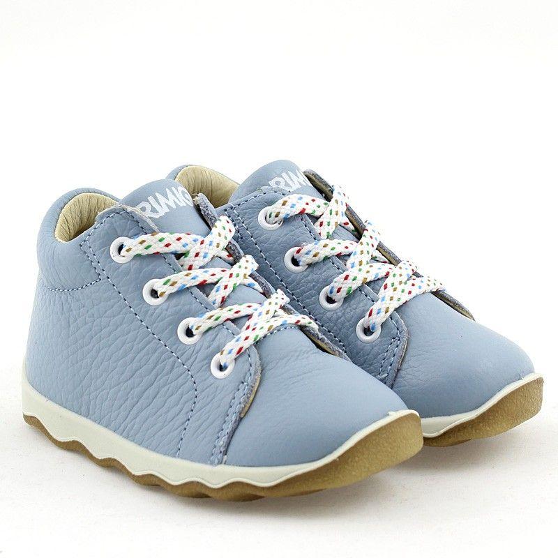 Primigi 5353244 Buty Dzieciece Trzewiki Przejsciowe Niebieskie Baby Shoes Shoes Fashion