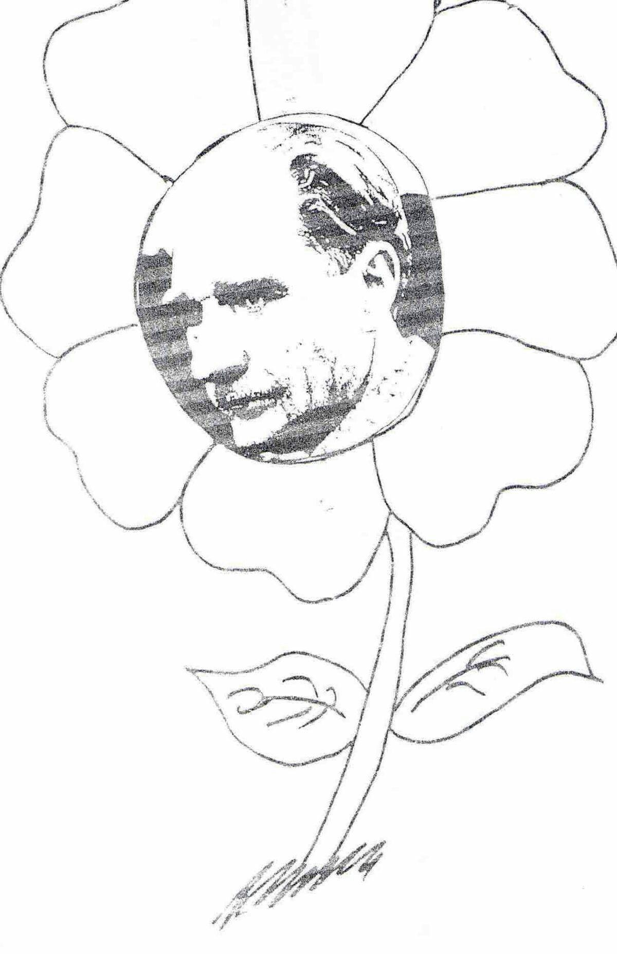 10 Kasım Boyama Resimleri öğrenciler Için 10 Kasım çizimleri Art