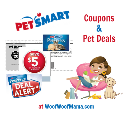 PetSmart Promo Code for 5 Off 40 + More Special Offers