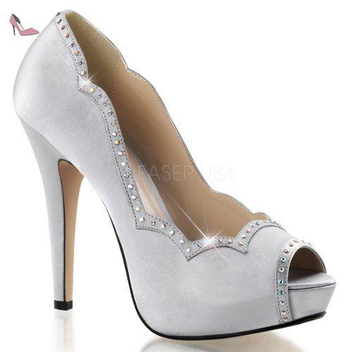Fabulicious LOLITA-05 Slv Satin Size UK 6 EU 39 - Chaussures fabulicious (*