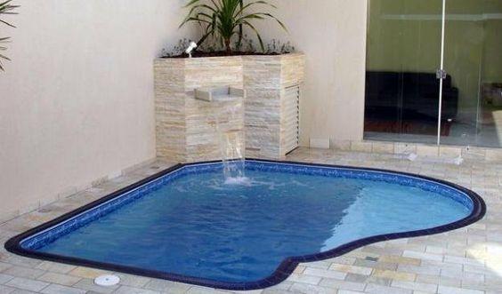 ideas de piscinas pequeas