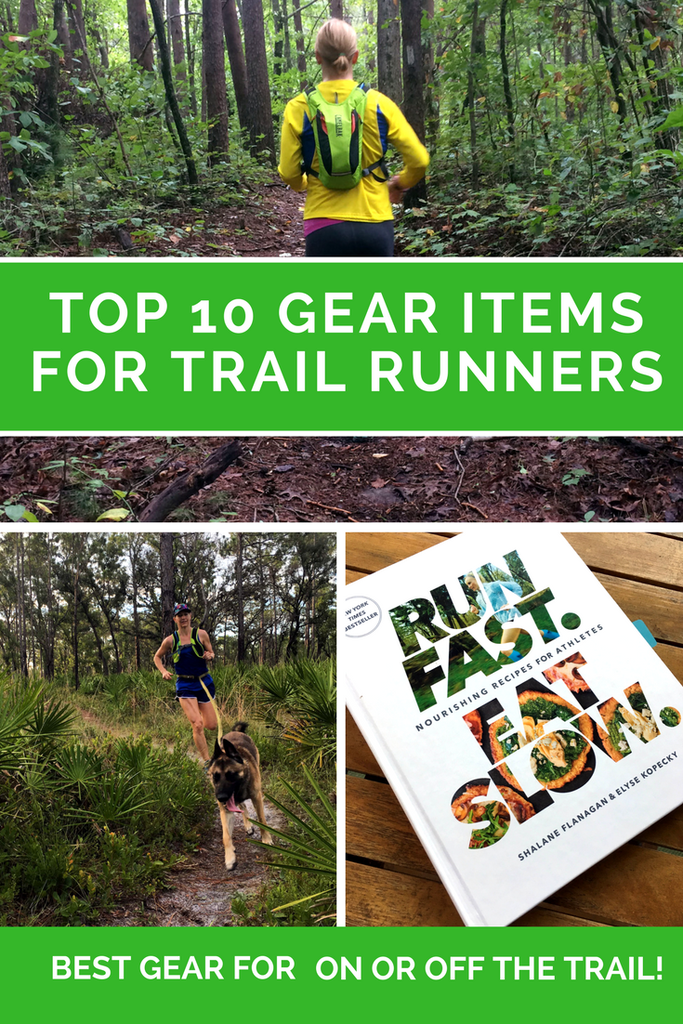 Are you a trail runner, or know a trail runner? Here are the top 10 gear items for trail runners!