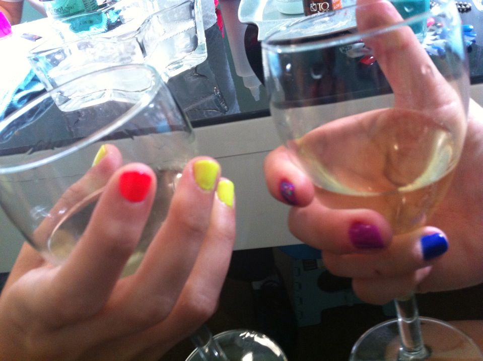 Artsy Manicures: A Guide to Miami\'s Best Nail Art Salons   Map nails ...