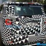 Jeep Renegade Spied Testing In Mumbai Jeep Renegade Jeep