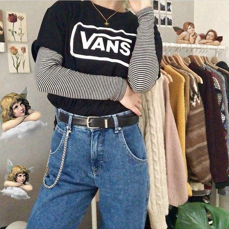 VANS - #coreana #Vans - #coreana #Vans #90sstyle