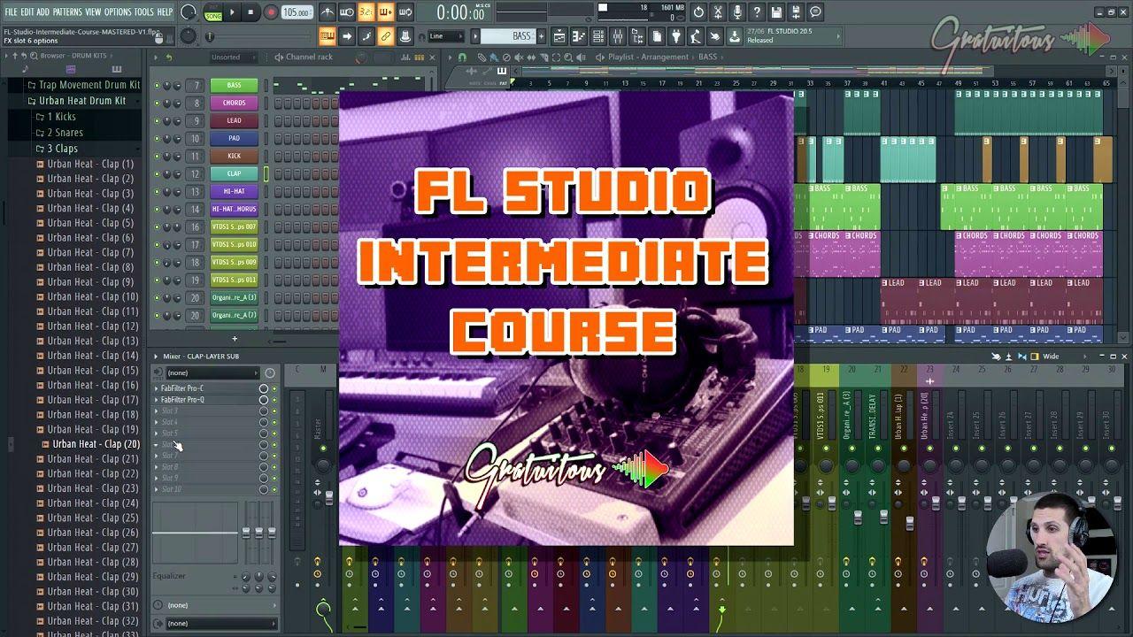 FL Studio Intermediate Course (Intro) Video Tutorial