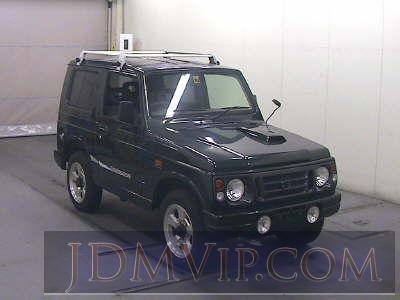 1998 SUZUKI JIMNY 4WD JA22W - http://jdmvip.com/jdmcars/1998_SUZUKI_JIMNY_4WD_JA22W-JqLjFAXKGZnJUr-20022