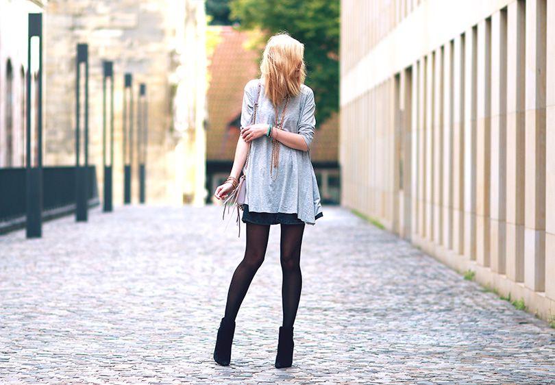 grey is the new black - BEKLEIDET - Modeblog / Fashionblog GermanyBEKLEIDET – Modeblog / Fashionblog Germany