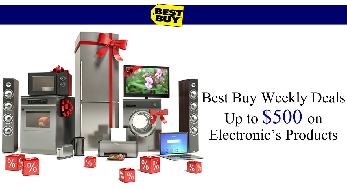 Bestbuy Weekly Deals Get 500 Off On Electronics Products Visit The Website For More Bestbuy Coupon Codes Dis Cool Things To Buy Best Buy Coupons Coding